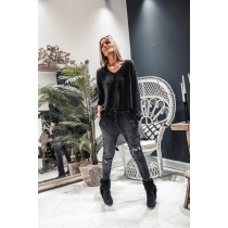 JEANS WILLOW GRIS