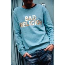 SWEAT HOM BAD RELIGION BLEU